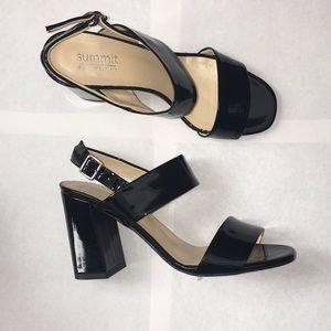 Summit Heels Black Size 39